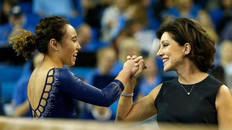 Valorie Kondos Field will retire this week as one of the winningest coaches in NCAA history -- but she is most proud of the way she's helped young women learn major life lessons through gymnastics.