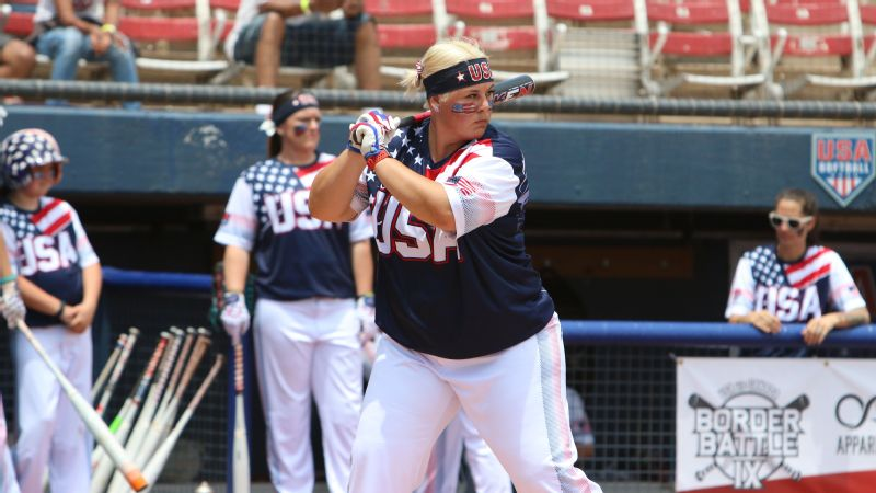 Any weekend I get to wear USA across my chest, it's really special, Tara Salcedo says.