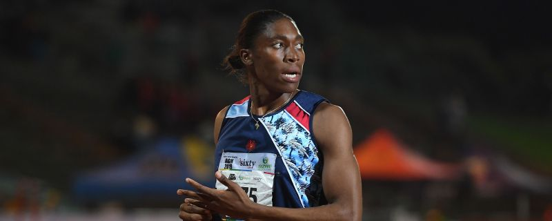 South African Olympic 800m champion Caster Semenya has been involved in a landmark court case with the IAAF over her right to compete as a female athlete.