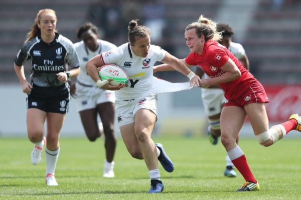 Kristi Kirshe says, I really do think everything in my life prepared me for rugby.