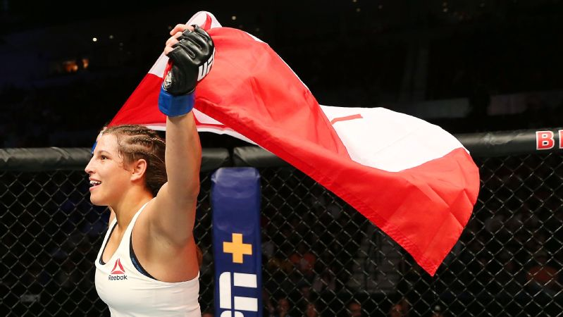 Felicia Spencer, who won her UFC debut last week, said she wants to next face Cris Cyborg.  But she also wants to get paid the big bucks to do so.