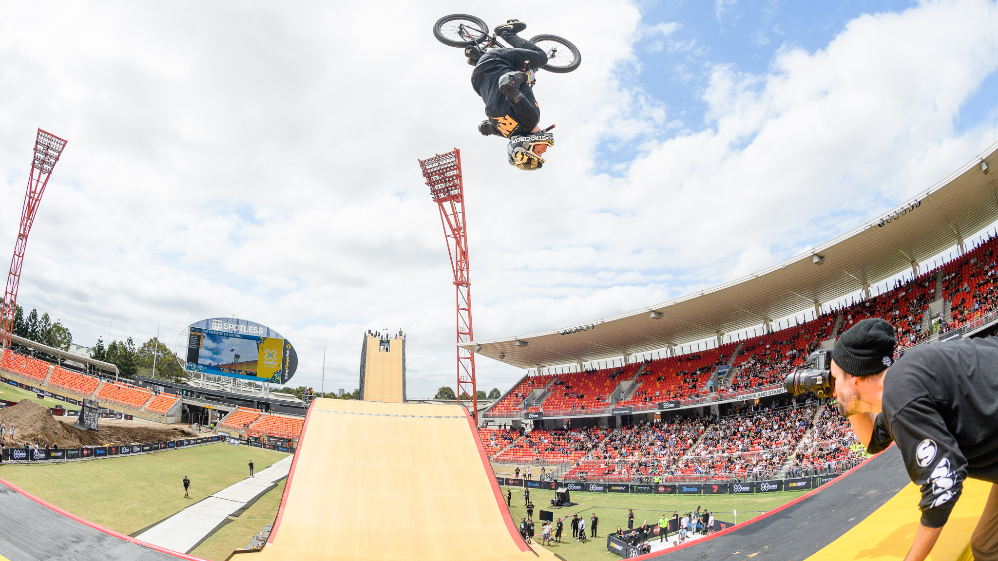 X Games Shanghai 2019: Ryan Williams
