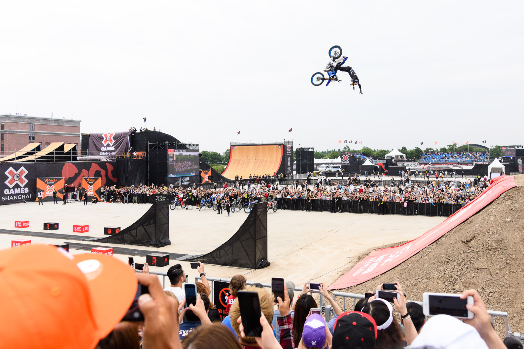 X Games Shanghai 2019: Tom Pages