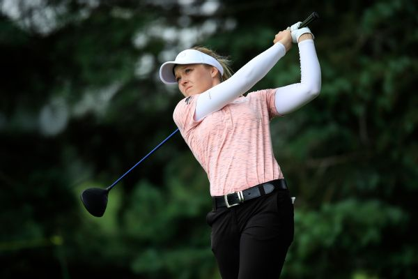 Brooke Henderson earned her ninth career LPGA victory, more than any other Canadian.