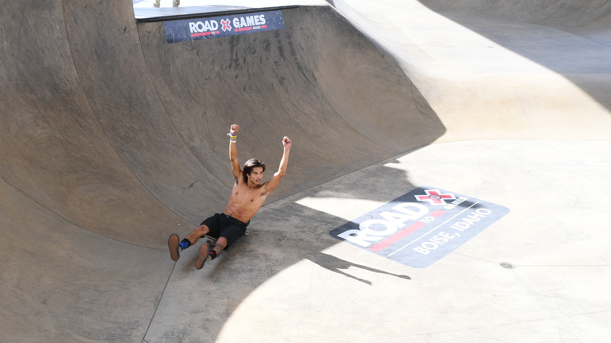 Heimana Reynolds just earned himself another ticket to X Games Minneapolis.