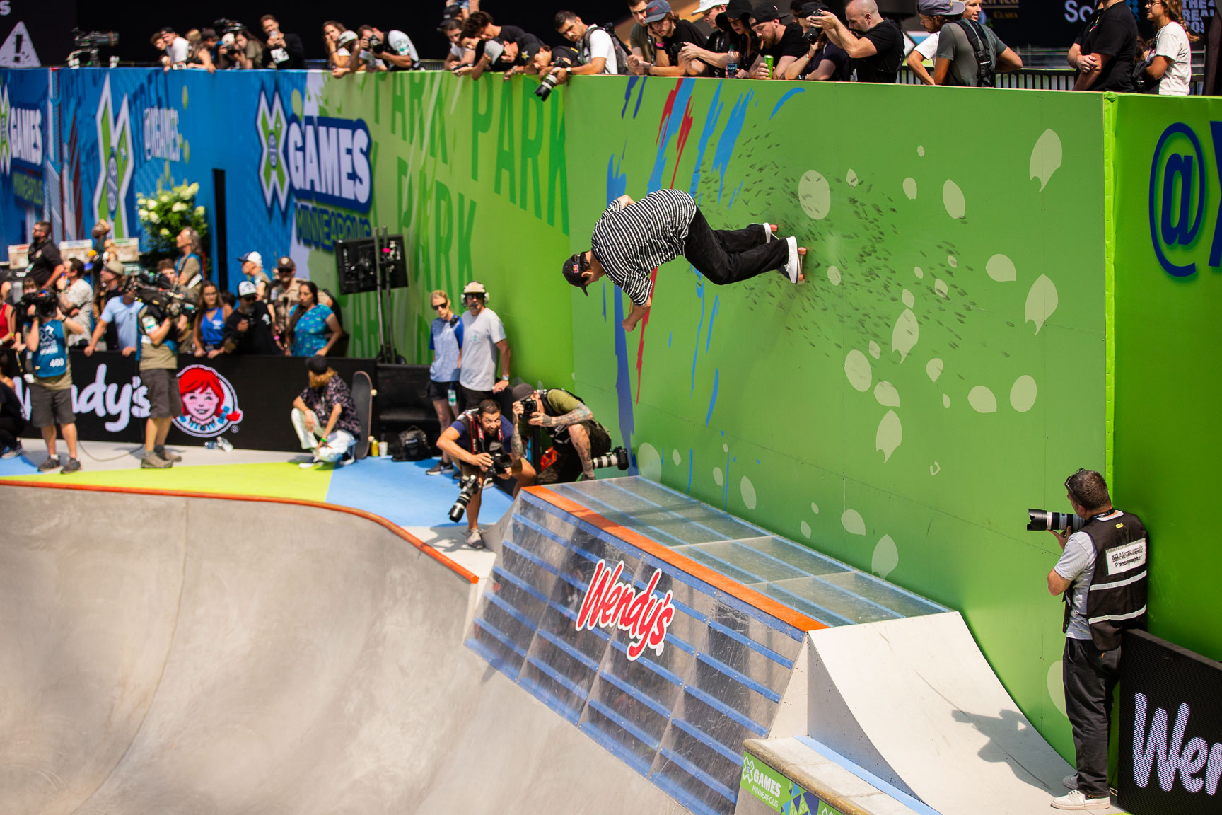 Alex Sorgente, Men's Skateboard Park Final