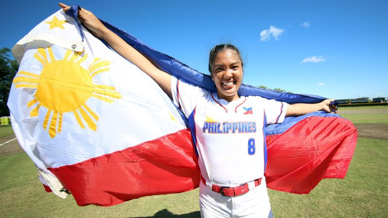 Cheska Altomonte and the RP Blu Girls once again won the Southeast Asian Games women's softball tournament.