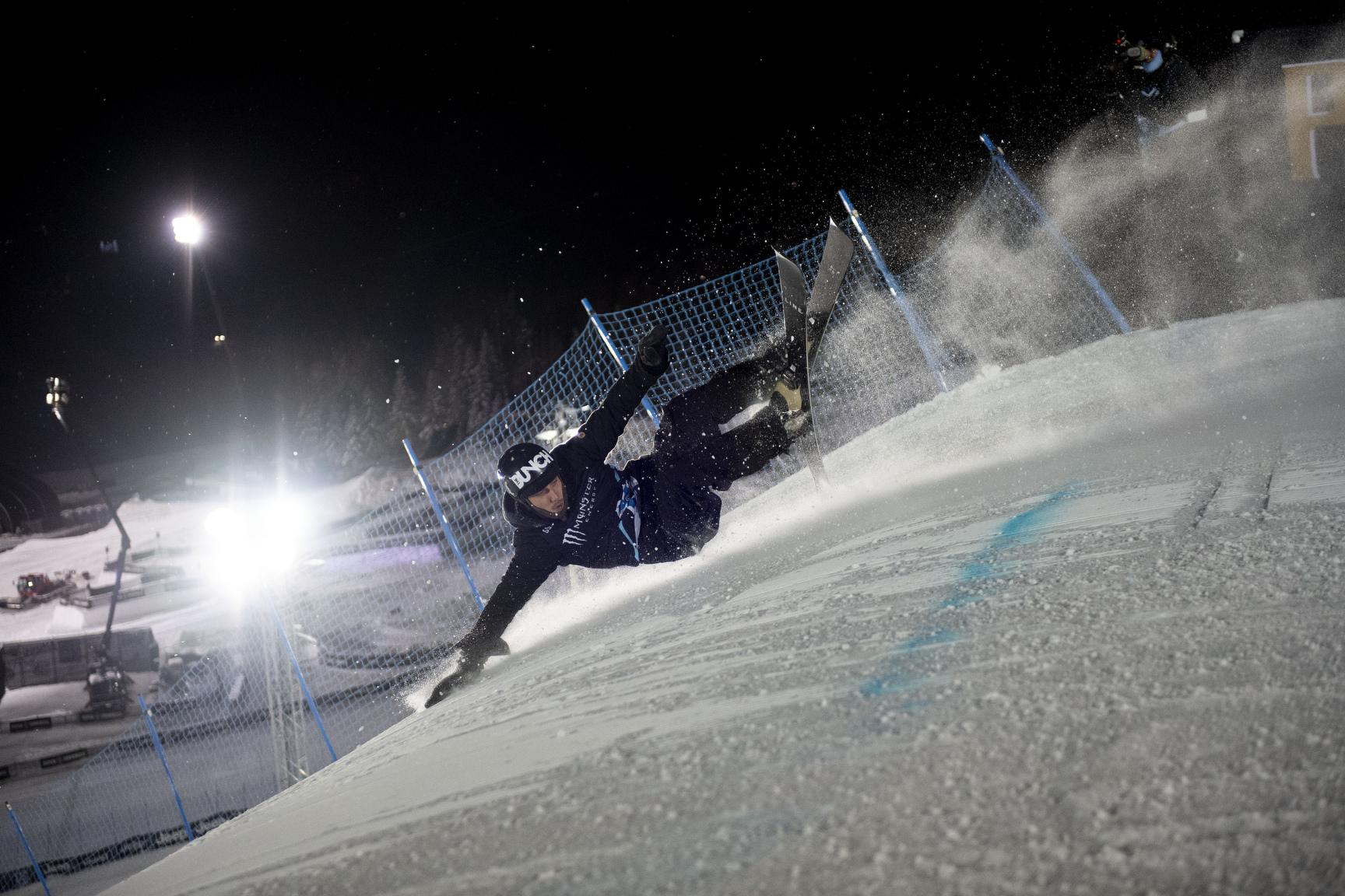 Pär Hägglund, Ski Knuckle Huck