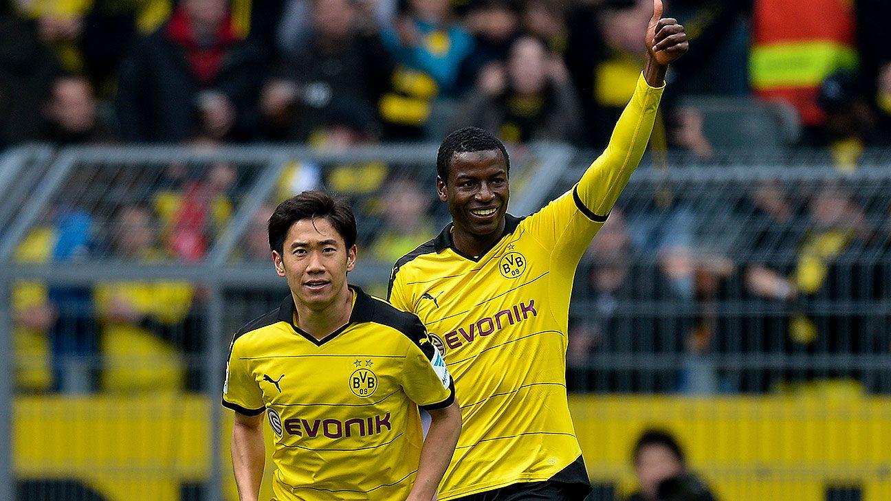 Vfl Wolfsburg Vs Dortmund
