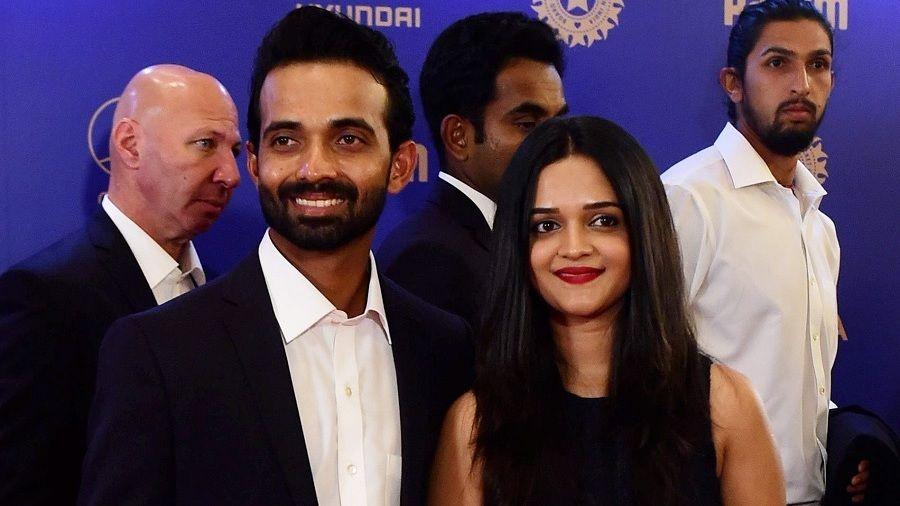 The Buzz: Ajinkya Rahane welcomes first child