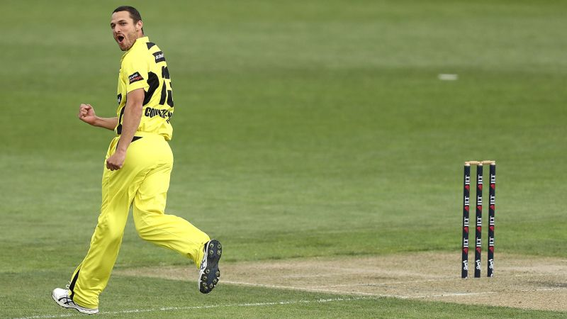 Nathan Coulter-Nile criticises 'poor communication' over ODI non-selection