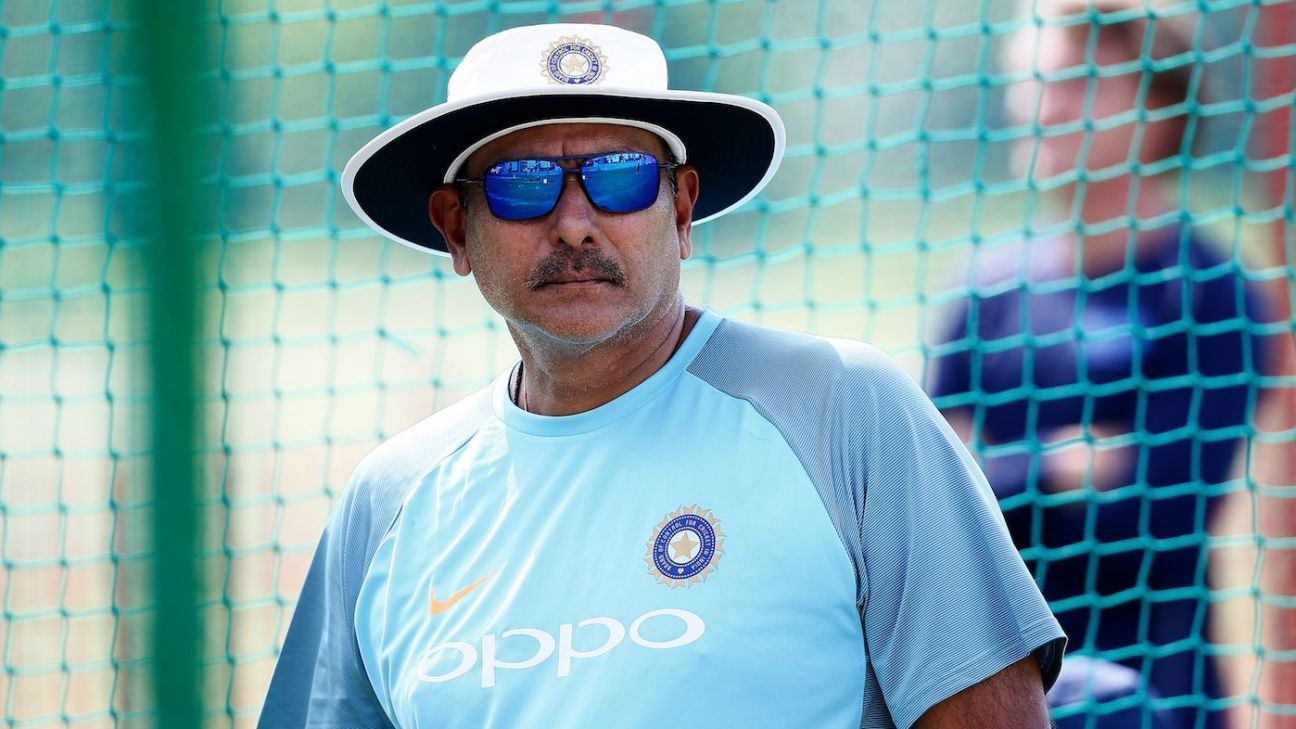 'Smooth transition' and a lasting legacy on Ravi Shastri's mind