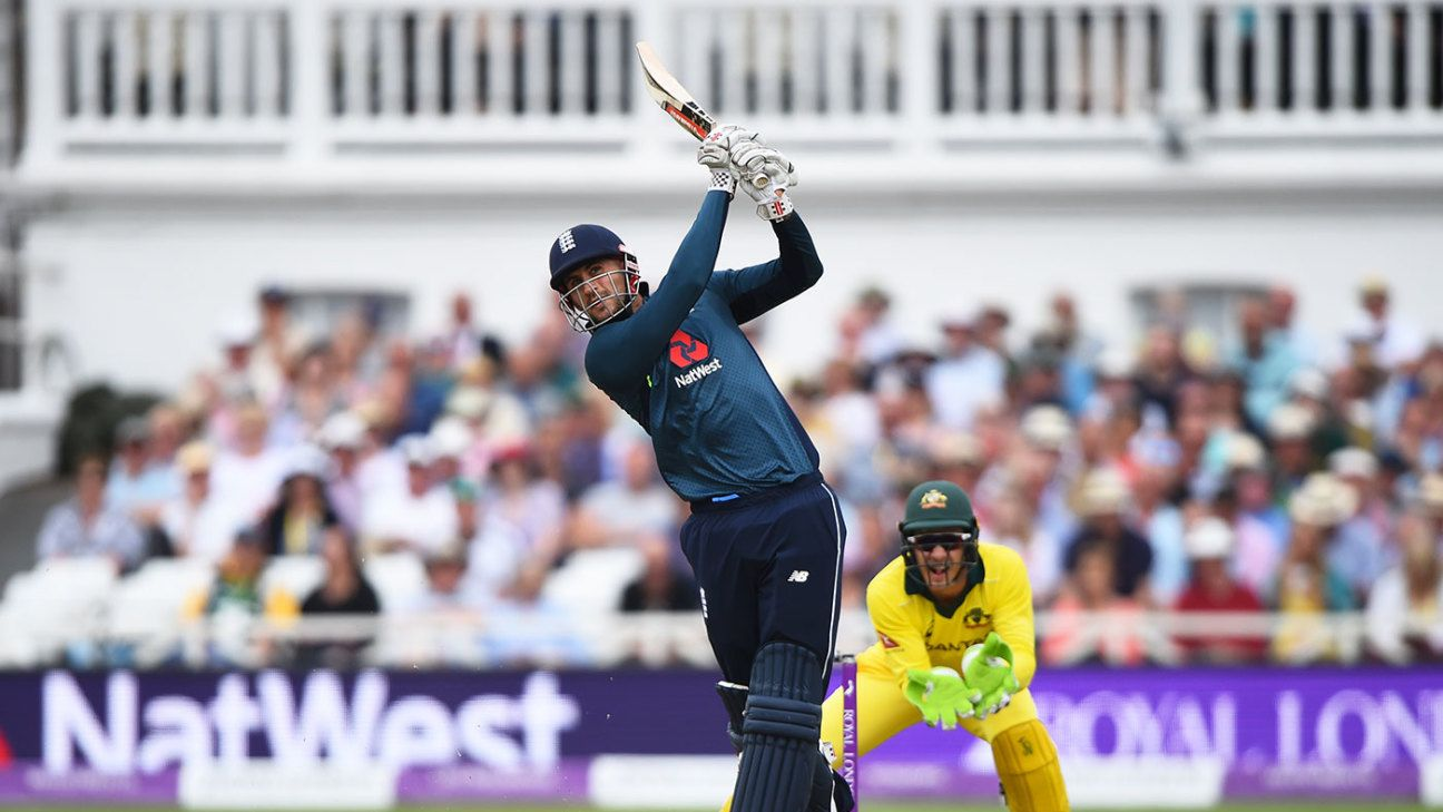Alex Hales quiet on World Cup dropping, targets T20 England comeback