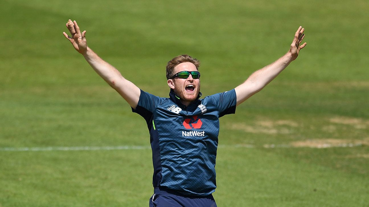Liam Dawson could replace Joe Denly in World Cup squad - Trevor Bayliss