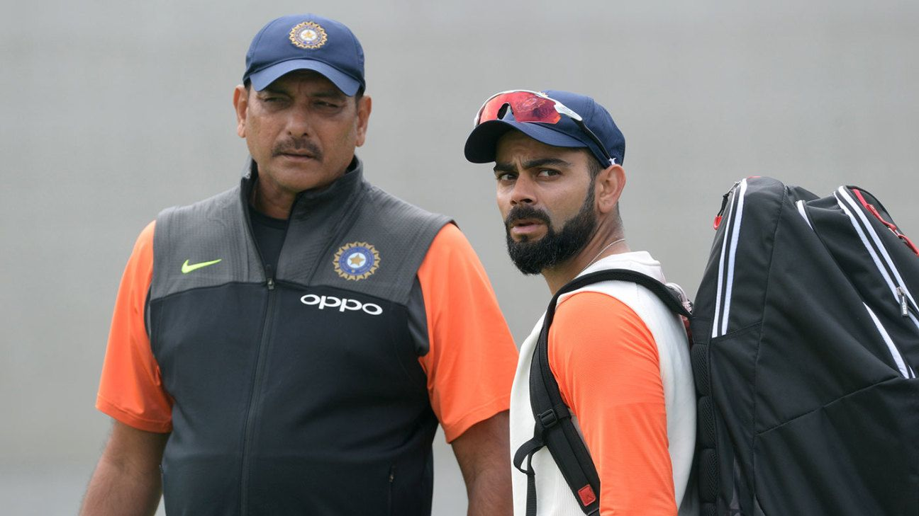 Want India to have legacy like great West Indies' and Australia sides – Shastri