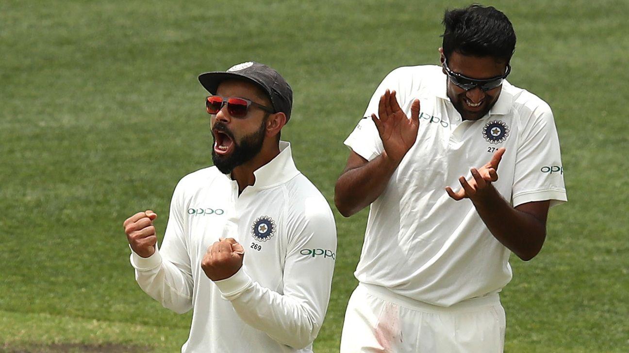 India make Ashwin U-turn, Ishant left out