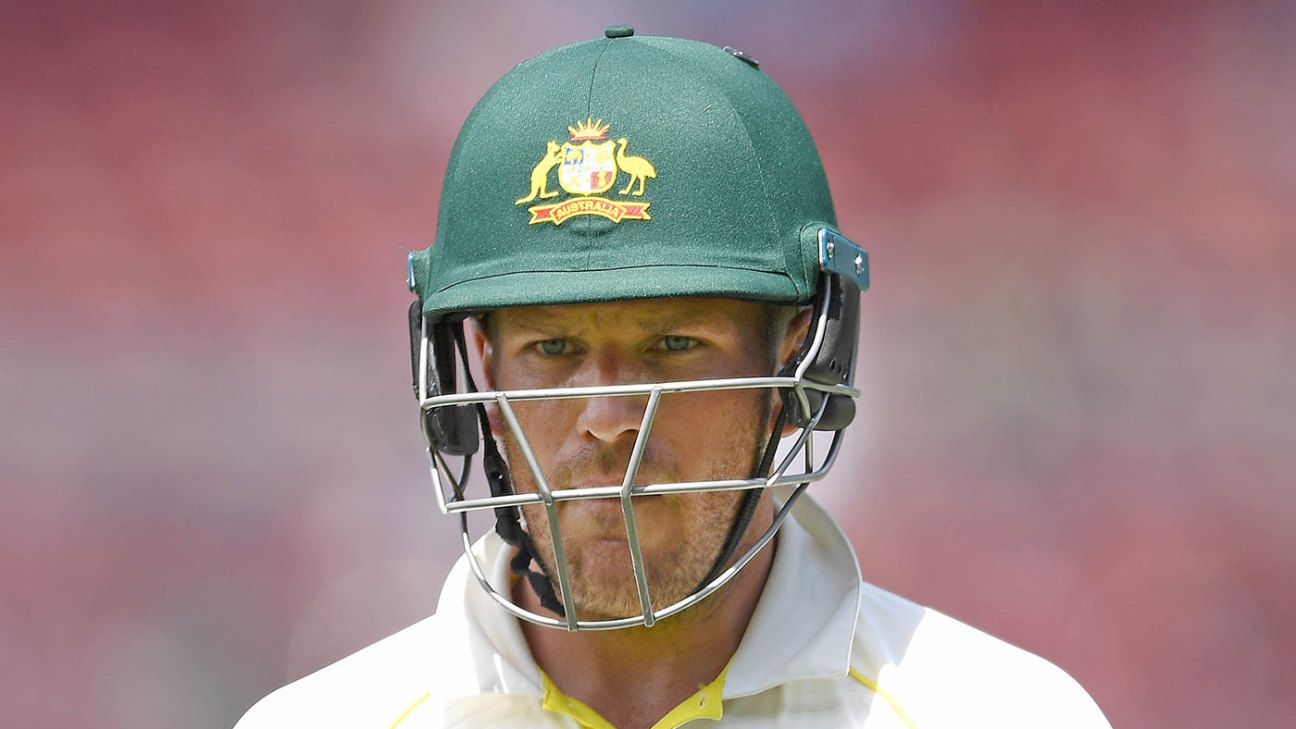 Aaron Finch not expecting Ashes call-up