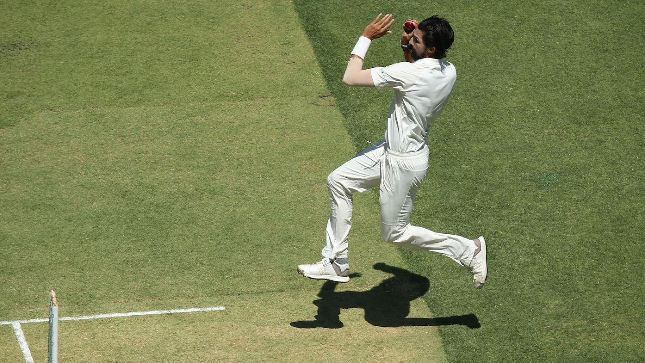 India's fast bowlers make the big leap