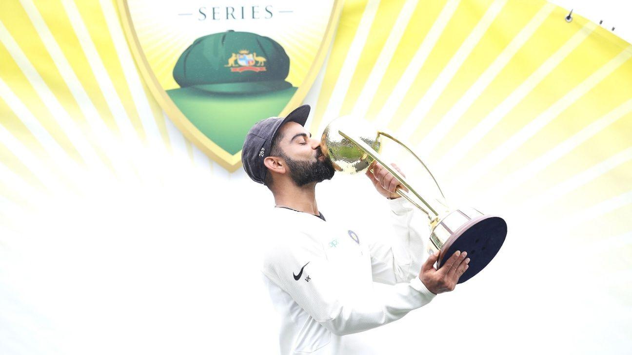 'This win will give us a new identity' - Virat Kohli