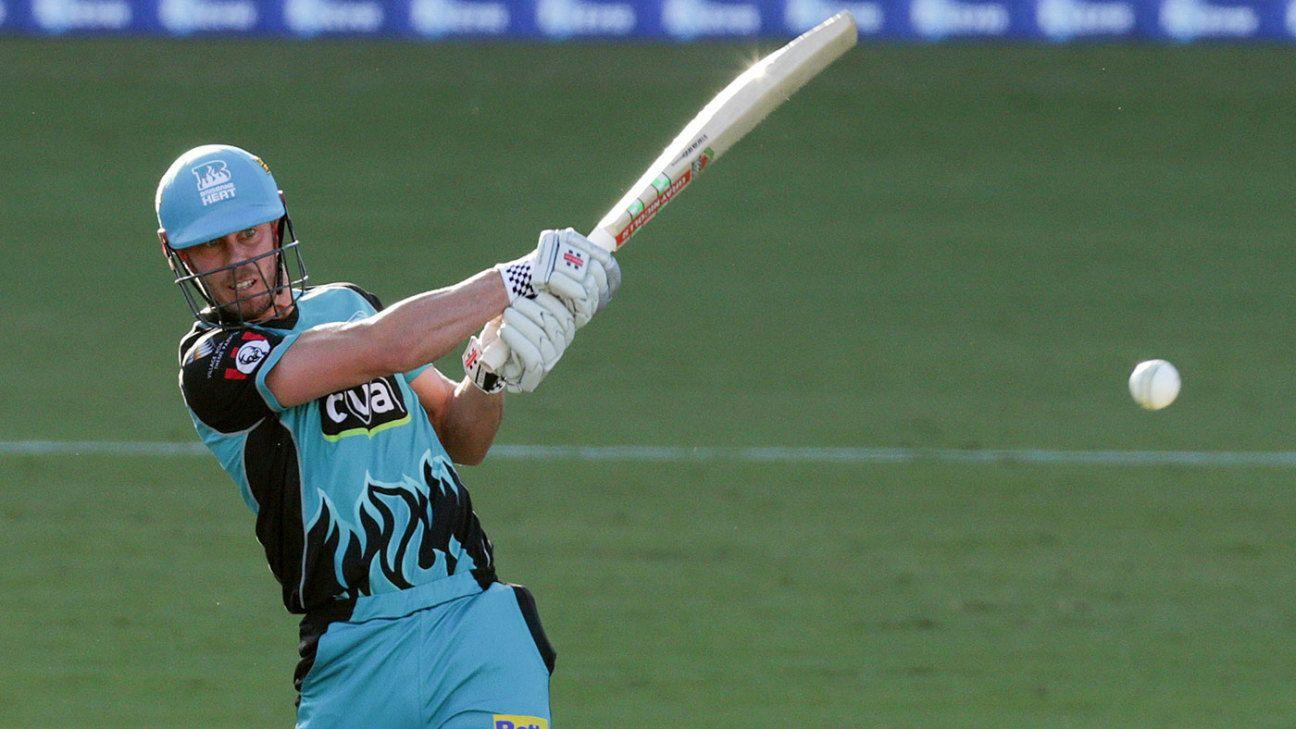 'A phone call wouldn't hurt' - Lynn takes on Australia selectors