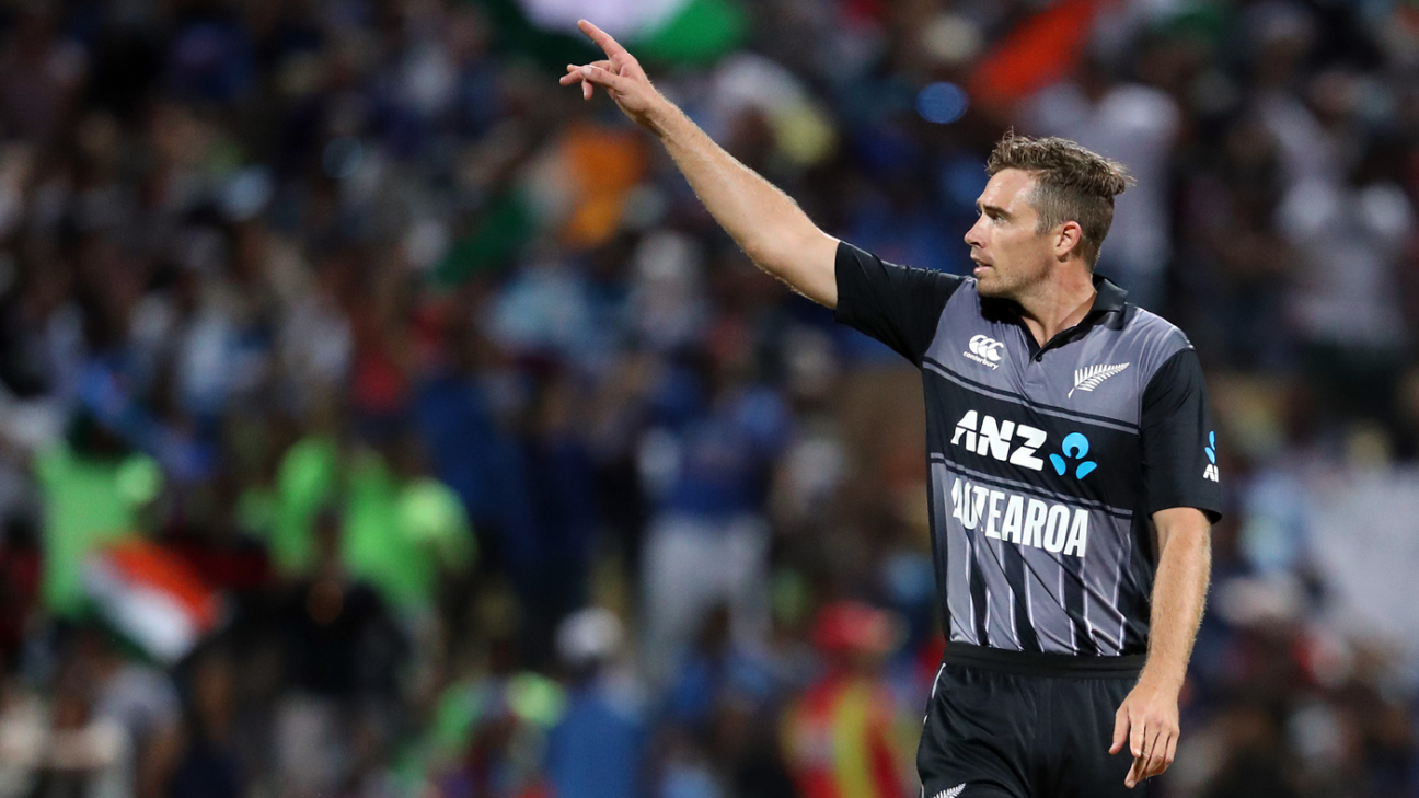 Kane Williamson, Trent Boult rested for Sri Lanka T20Is; Tim Southee to lead