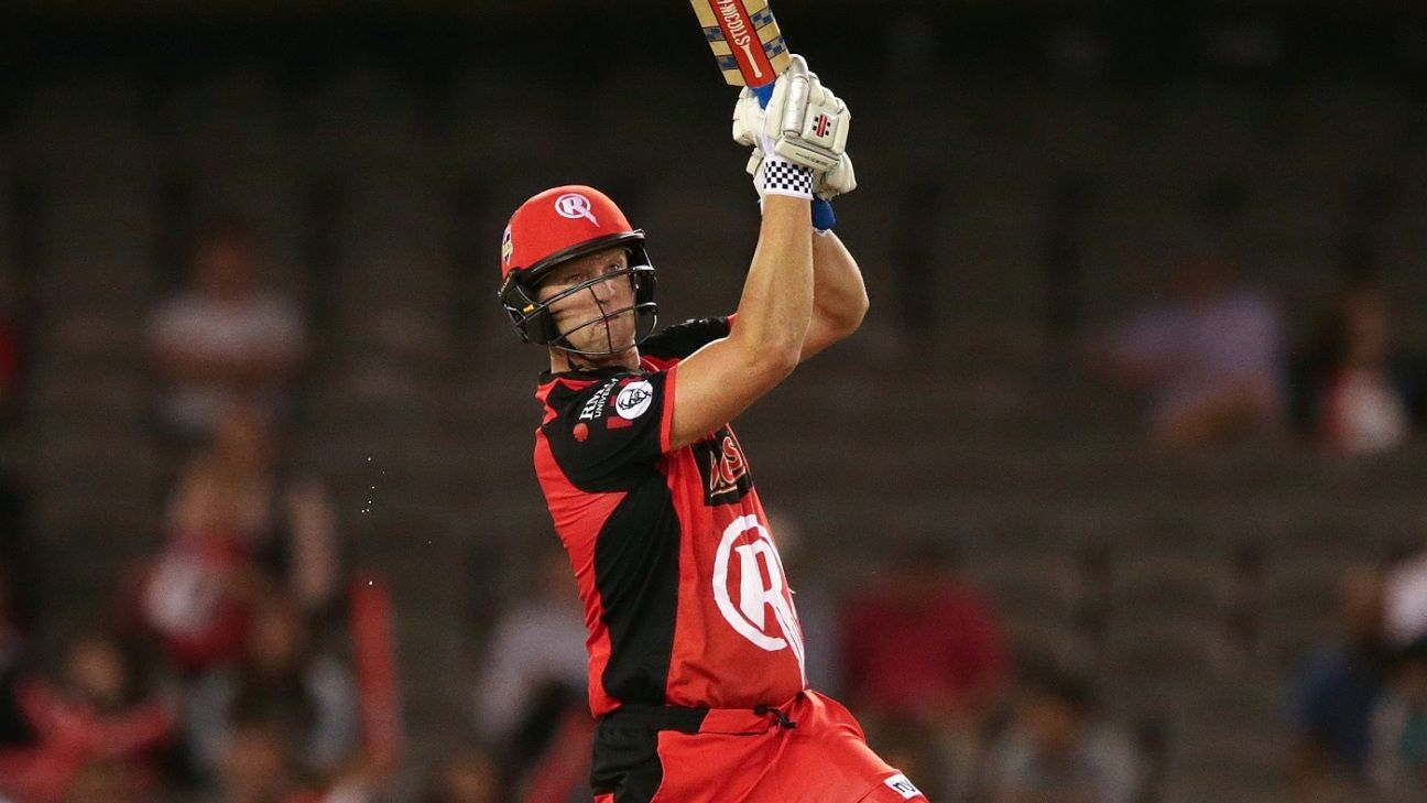 White signs BBL deal with Adelaide Strikers