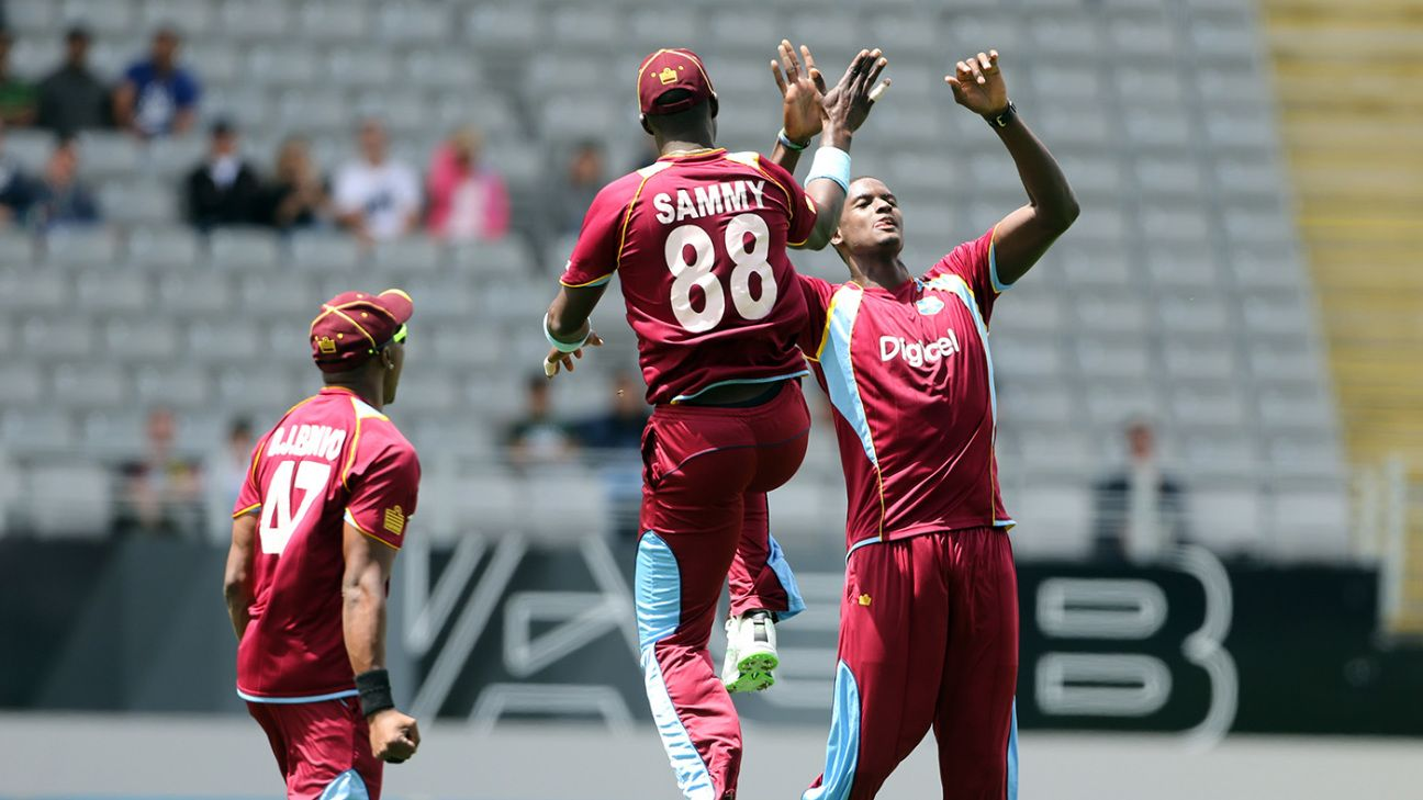 How Holder and Sammy have changed the West Indies script