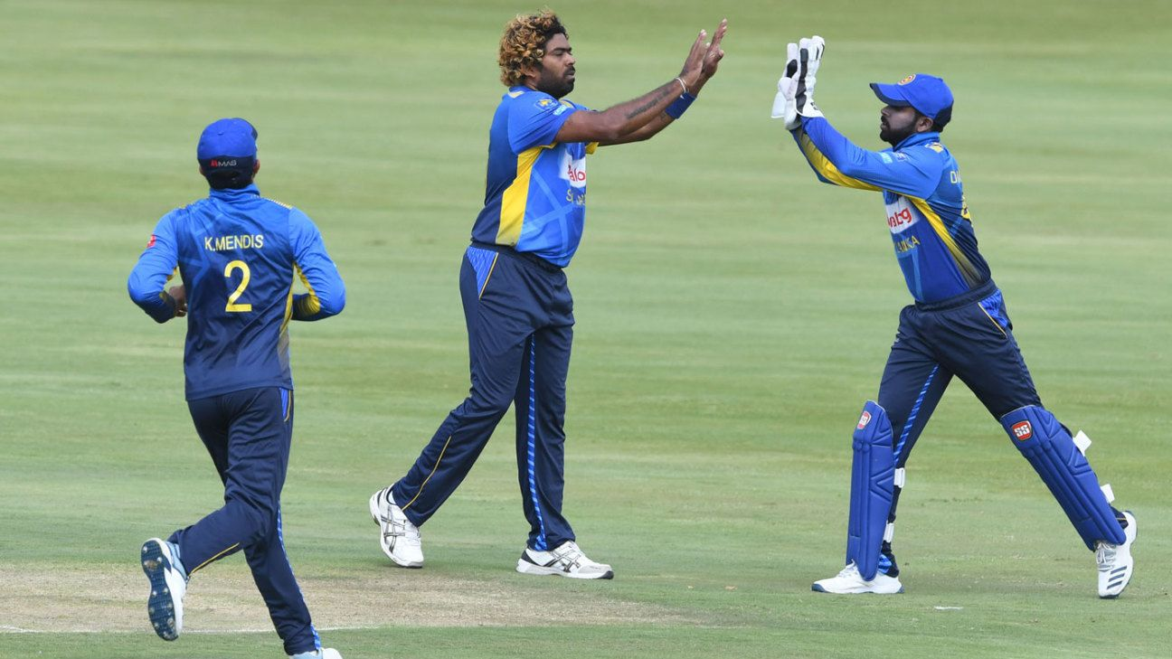 'Value these opportunities' - Lasith Malinga upset with batsmen after Centurion capitulation