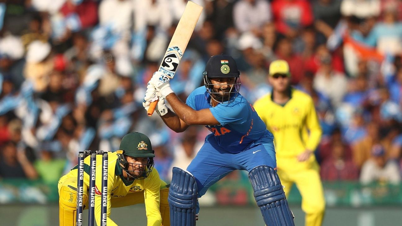 Rishabh Pant returns home for final World Cup examination