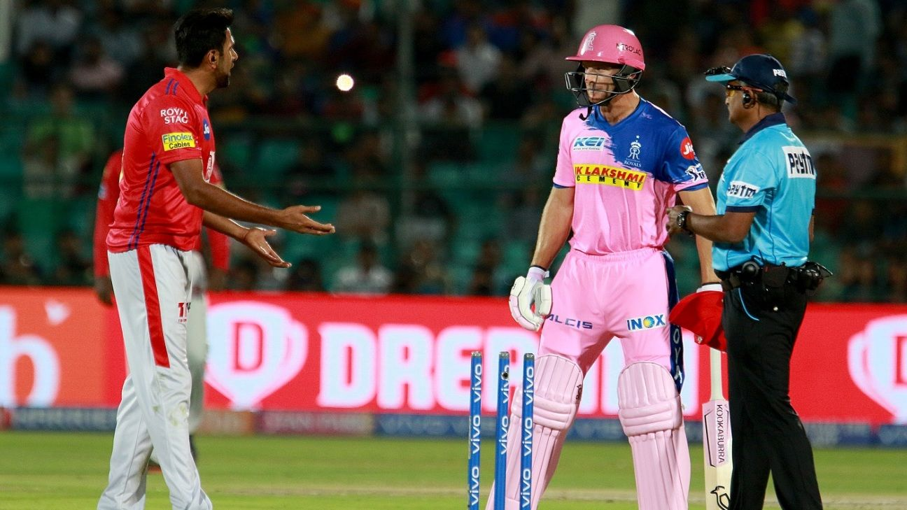 Why all the furore over the Ashwin-Buttler dismissal?