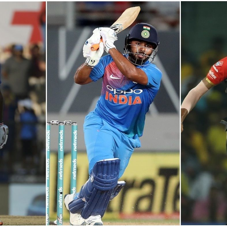Ambati Rayudu, Rishabh Pant, Navdeep Saini named standbys for World Cup