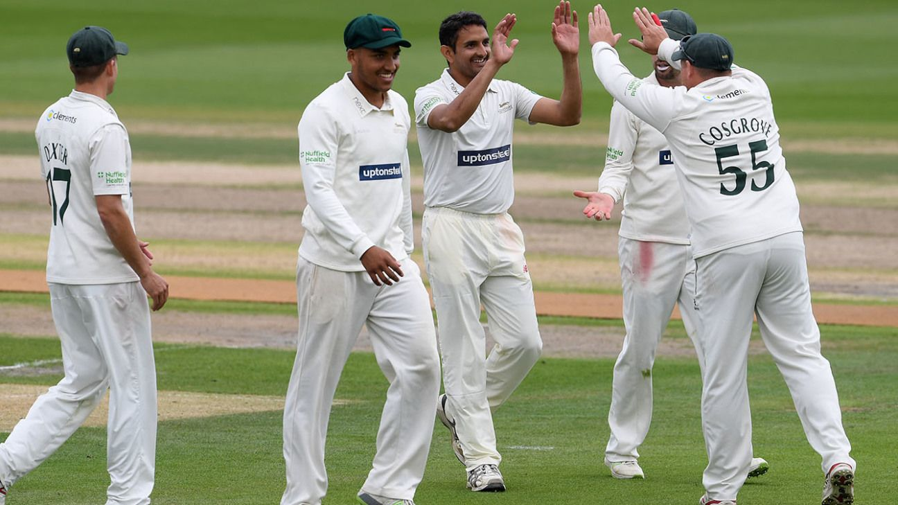 Mohammad Abbas joins Nottinghamshire for 2020 Championship spell