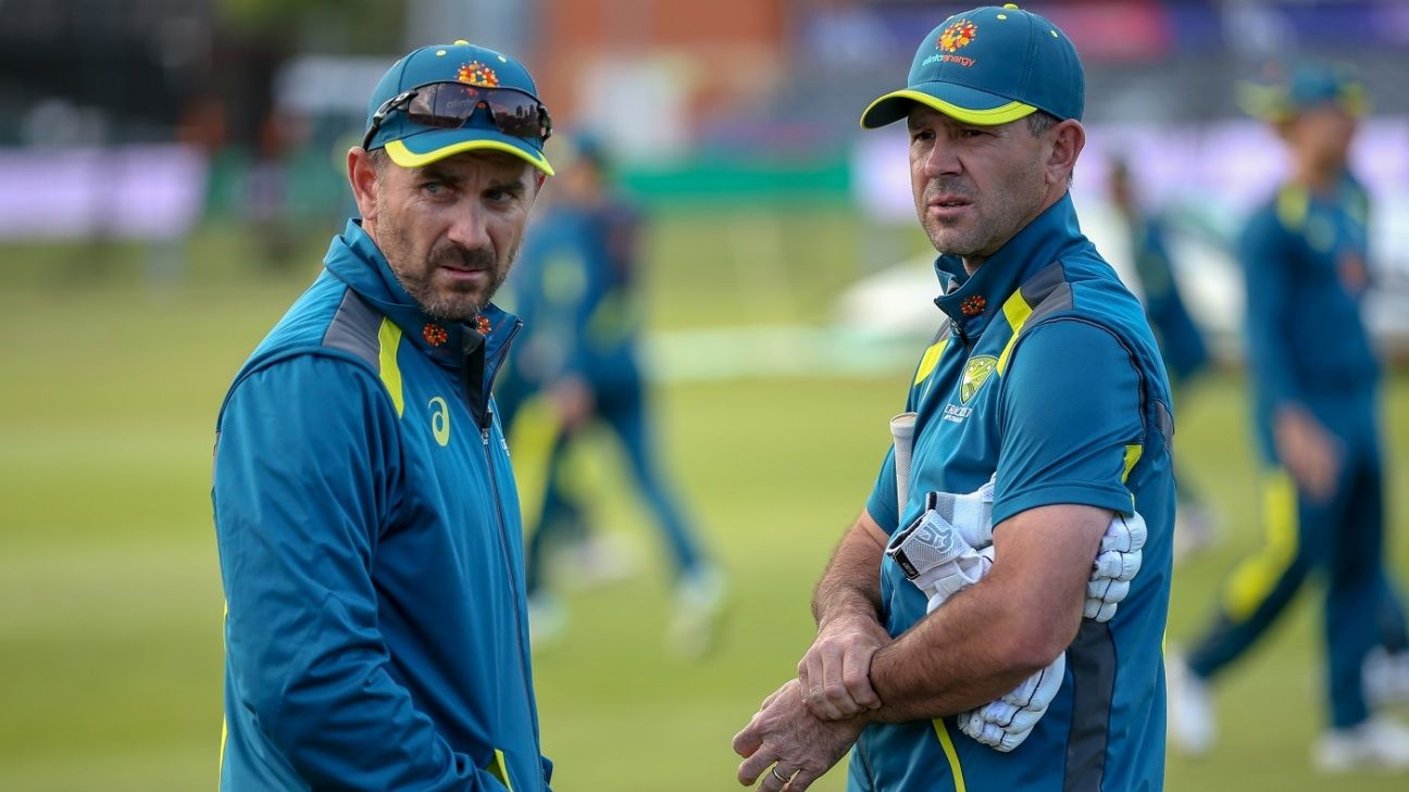 'Confident in our game plan, open to shuffling batting order' – Langer