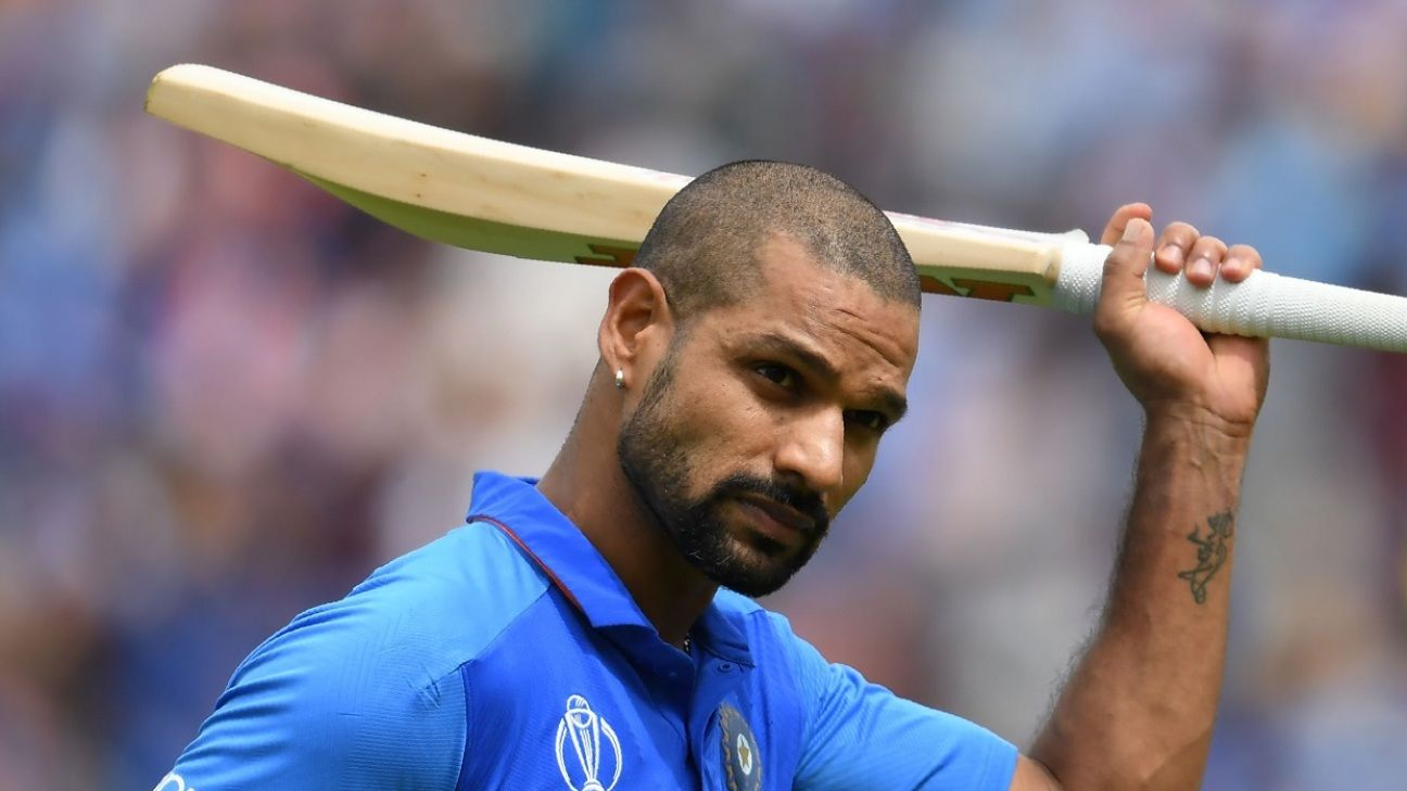 Dhawan called up for South Africa A one-dayers; Vijay Shankar ruled out