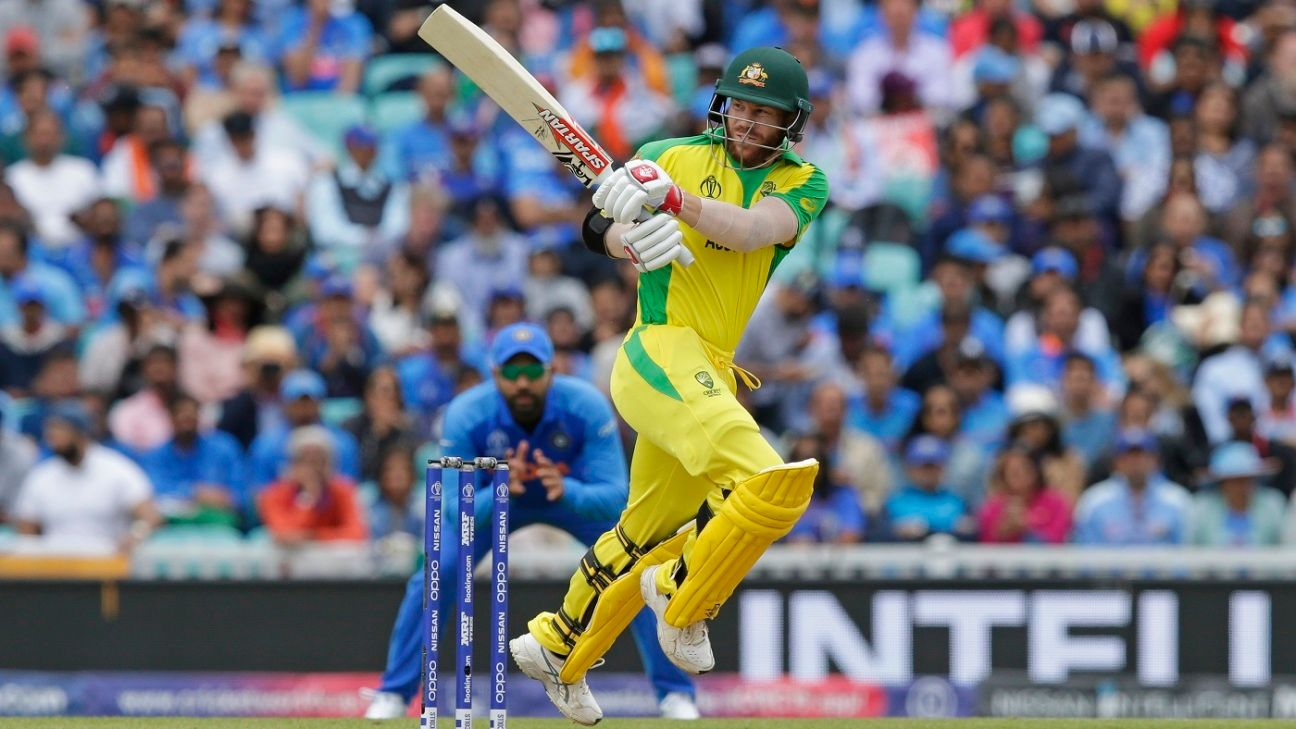 Are Australia dynamic enough with their batting order?