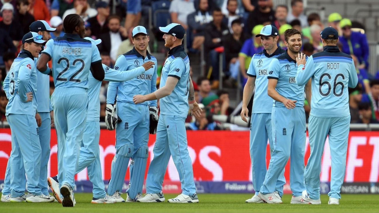 Live Report - England v Australia