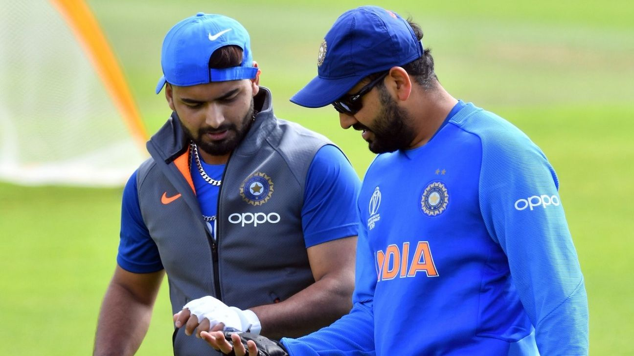 He is in the 15, but does Rishabh Pant fit in India's playing XI?