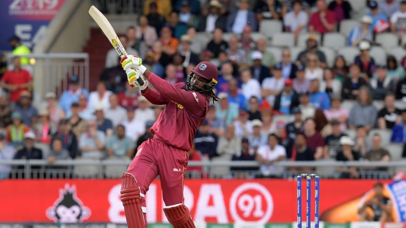 Chris Gayle's dazzling reminder of what might have been