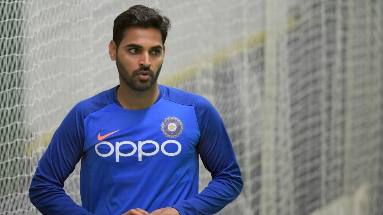 Bhuvneshwar, Kuldeep back in India squad for T20Is, ODIs against West Indies
