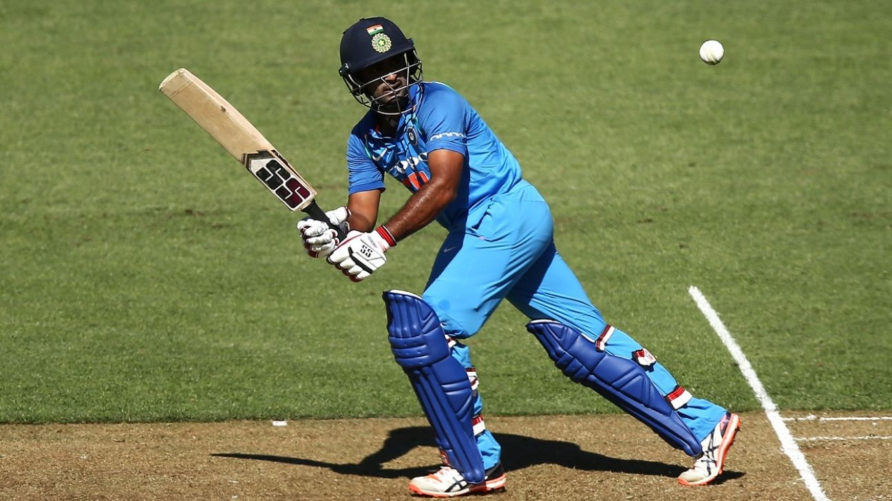 No bias or favouritism in Rayudu's WC exclusion – Prasad