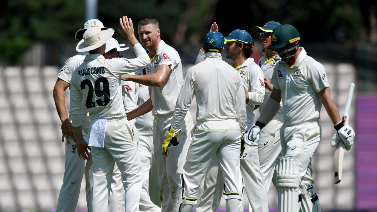 Marnus Labuschagne nonplussed after making Ashes case on wild wicket