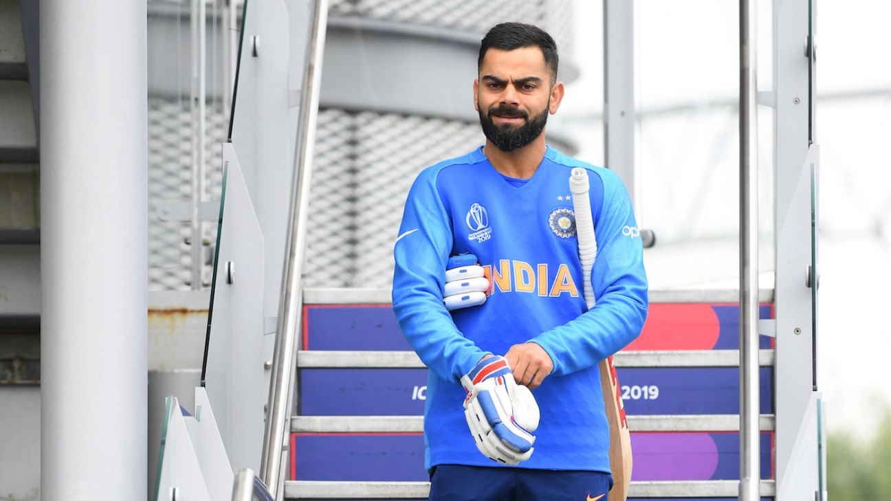 Kohli 'excited' about World Test Championship; praises youngsters in ODI, T20I squads