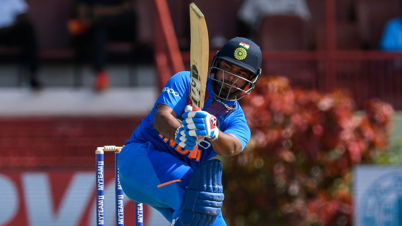 The Rishabh Pant journey from 'fearless' to 'careless' and back
