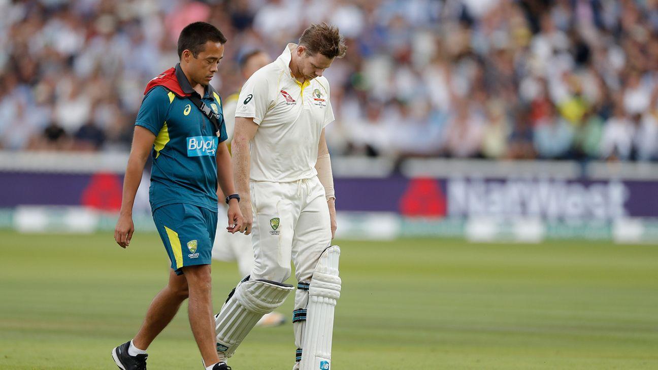 'They're not cricket fans' - Mitchell Johnson condemns booing of Steven Smith