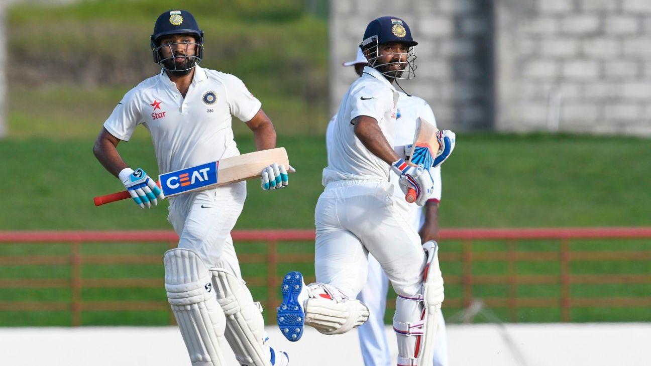 India's selection dilemmas: Six batsmen? Saha or Pant? One spinner or two?
