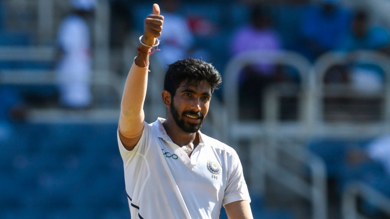 The marvel that is Jasprit Bumrah