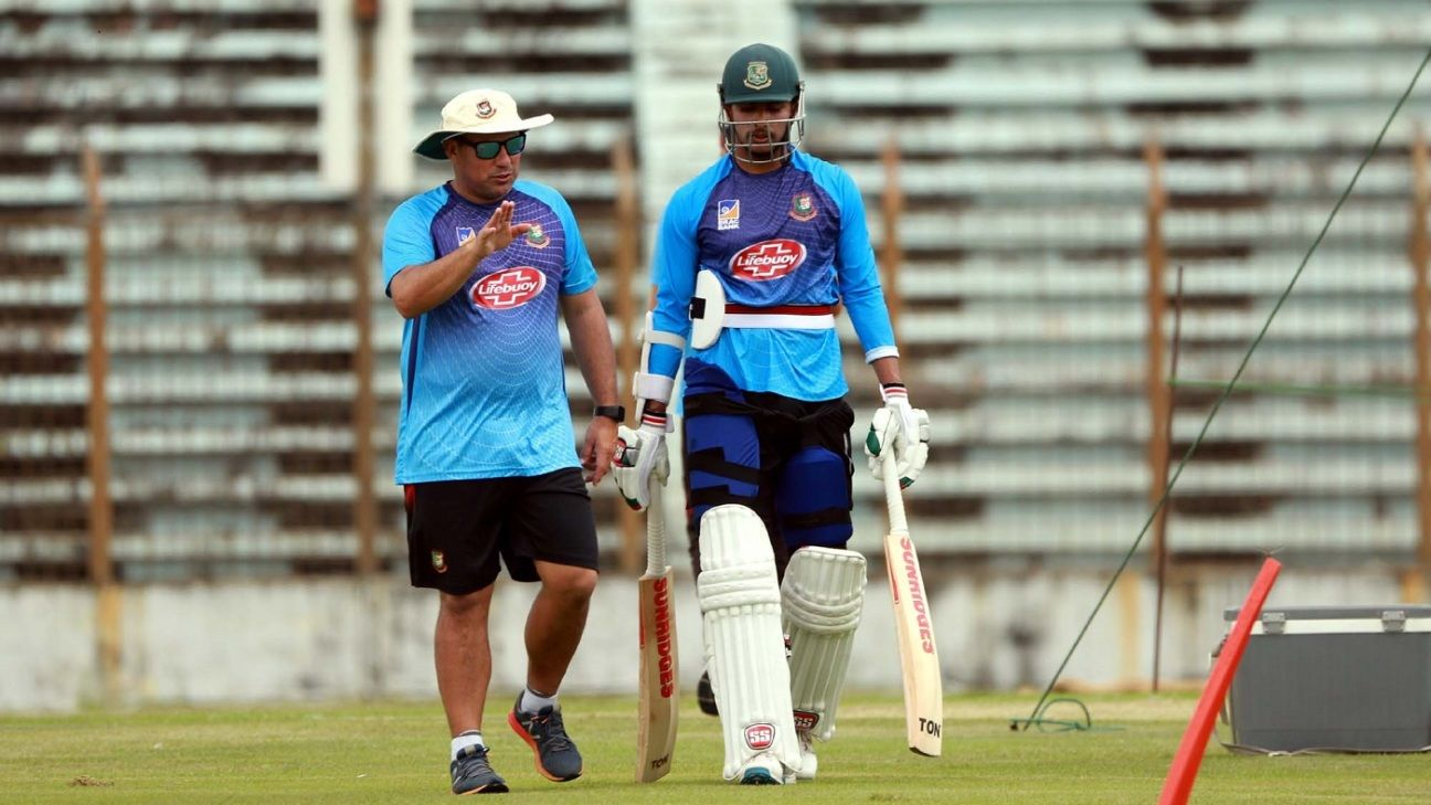 Lack of big-hitters forcing Bangladesh to try Soumya down the order, says Domingo