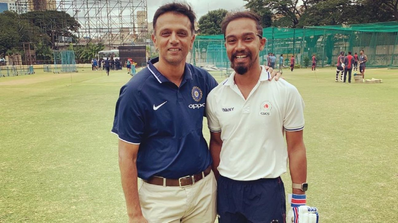 'Different kind of high, the guys went mad' – Chhattisgarh's Amandeep Khare on Mumbai scalp