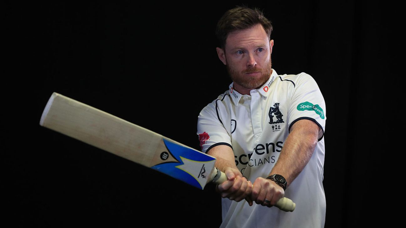 Ian Bell primed for role as England's U19 World Cup batting coach