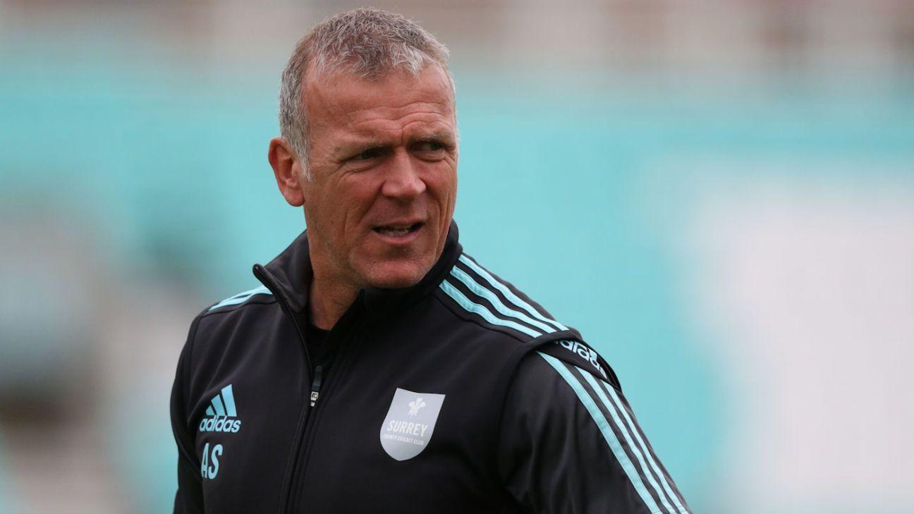 Alec Stewart's withdrawal opens door for Gary Kirsten as England coach